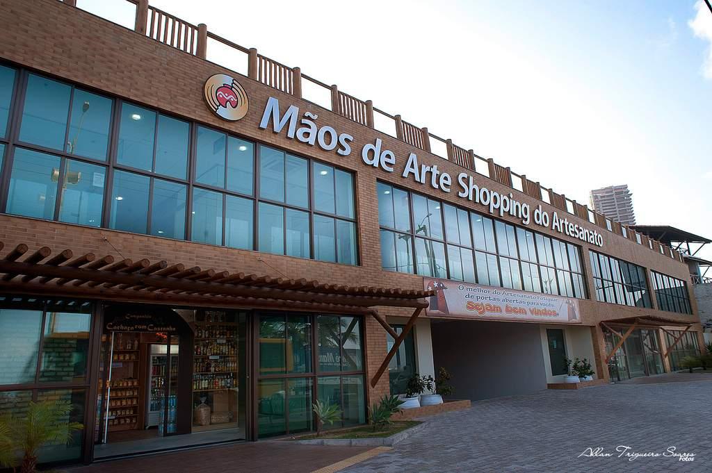 Shopping de Artesanato
