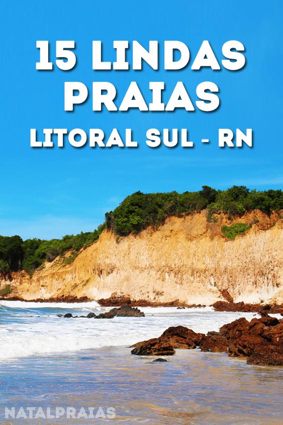 Litoral-Sul-RN