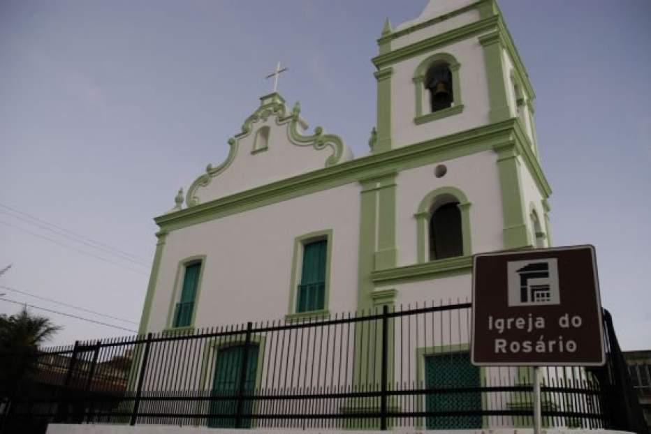 Igreja do Rosário Natal -RN
